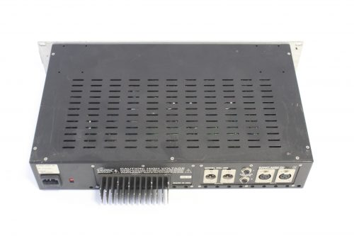 BOTTOM Summit Audio DCL-200 Dual Compressor/Limiter (FOR PARTS)