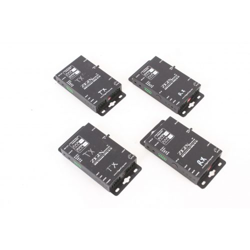 zigen-hdmi-extender-kit-w-2-pair-hvx-100-receivers-and-transmitters-for-parts angle1