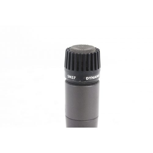 Shure SM57 Dynamic Microphone in Pouch C1122-651 top2