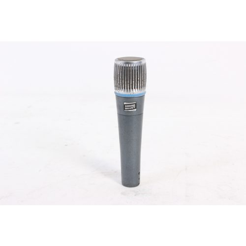 Shure Beta 57 Supercardioid Dynamic Microphone in Pouch C1122-657 mic