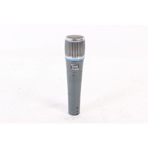 Shure Beta 57 Supercardioid Dynamic Microphone in Pouch C1122-659 mic
