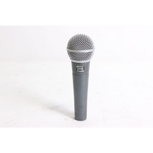 Shure Beta 58 Supercardioid Dynamic Microphone (FOR PARTS) C1122-662 MAIN
