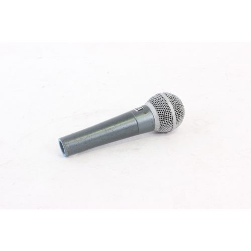 Shure Beta 58 Supercardioid Dynamic Microphone in Pouch C1122-663 MAIN