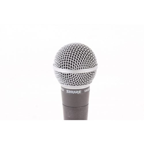 Shure SM58 Dynamic Microphone in Pouch C1122-668 TOP