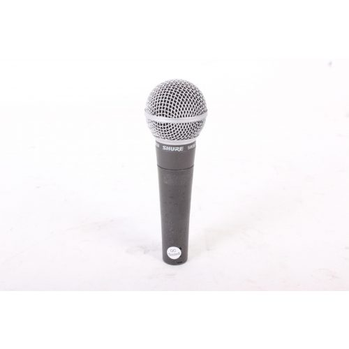 Shure SM58 Dynamic Microphone in Pouch C1122-668 MAIN