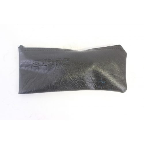 Shure SM58 Dynamic Microphone in Pouch C1122-669 POUCH