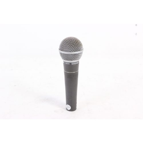 Shure SM58 Dynamic Microphone in Pouch C1122-669 STAND
