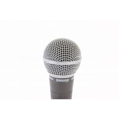 Shure SM58 Dynamic Microphone in Pouch C1122-670 TOP