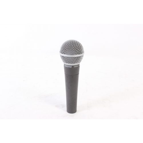 Shure SM58 Dynamic Microphone in Pouch C1122-672 FULL