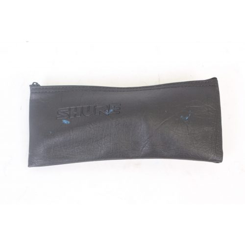 Shure SM58 Dynamic Microphone in Pouch C1122-674 MAIN