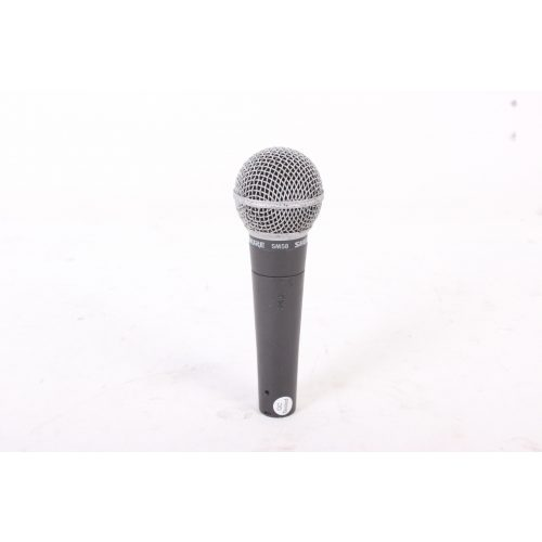 Shure SM58 Dynamic Microphone in Pouch C1122-674 MIC