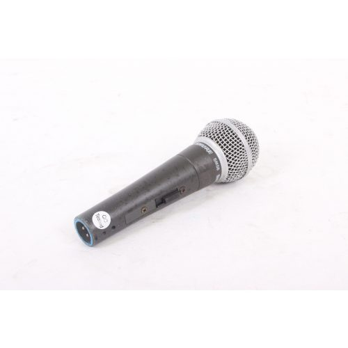 Shure SM58 Dynamic Microphone in Pouch C1122-676 MAIN