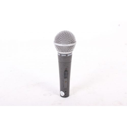 Shure SM58 Dynamic Microphone in Pouch C1122-676 MIC