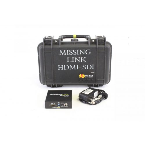 missing-link-hdmi-to-sdi-converter-waudio-ml-122 cover