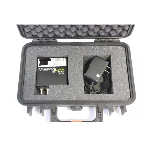 missing-link-ml-111-hdmi-sdi-converter in the case