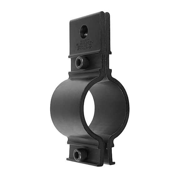 The Light Source Mega-Batten Clamp Black Anodized MBATB_Main
