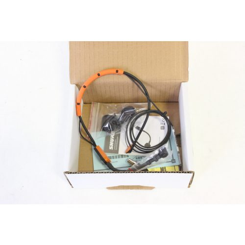 Shure SM31FH-TQG Fitness Headset Condenser Microphone box1