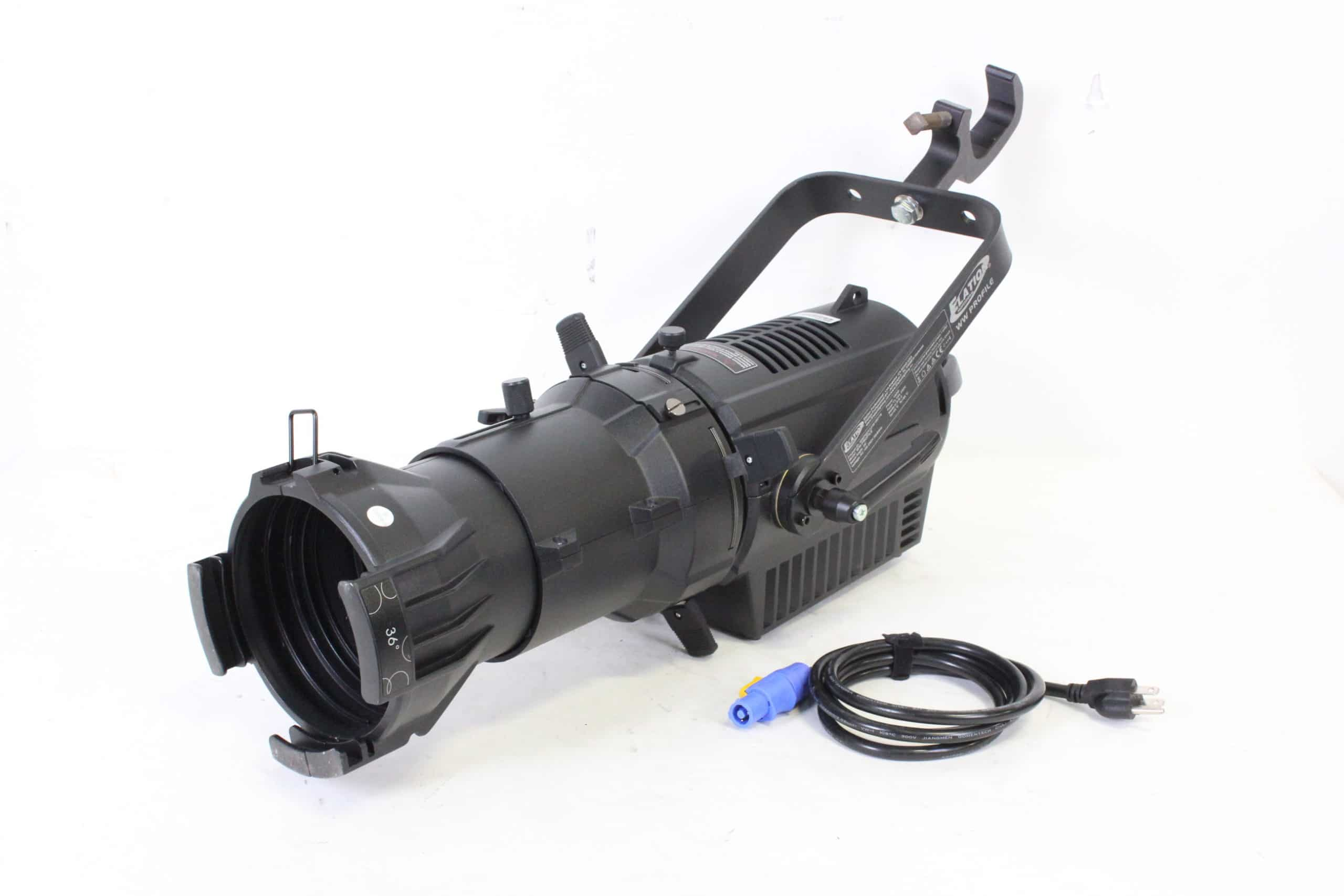 elation-ww-profile-led-ellipsoidal-w-36°-lens-no-lens-adjust-knob MAIN