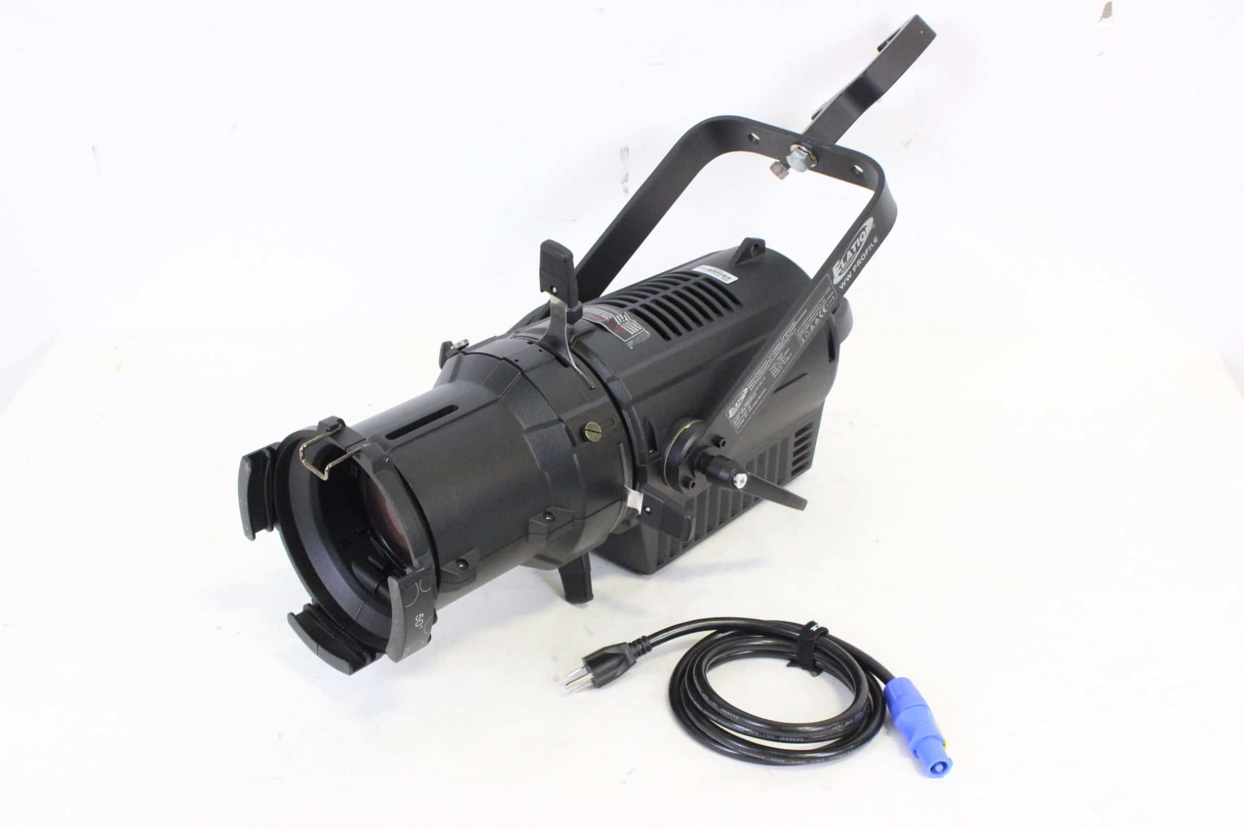 elation-ww-profile-led-ellipsoidal-w-50°-lens-no-lens-adjust-knob MAIN