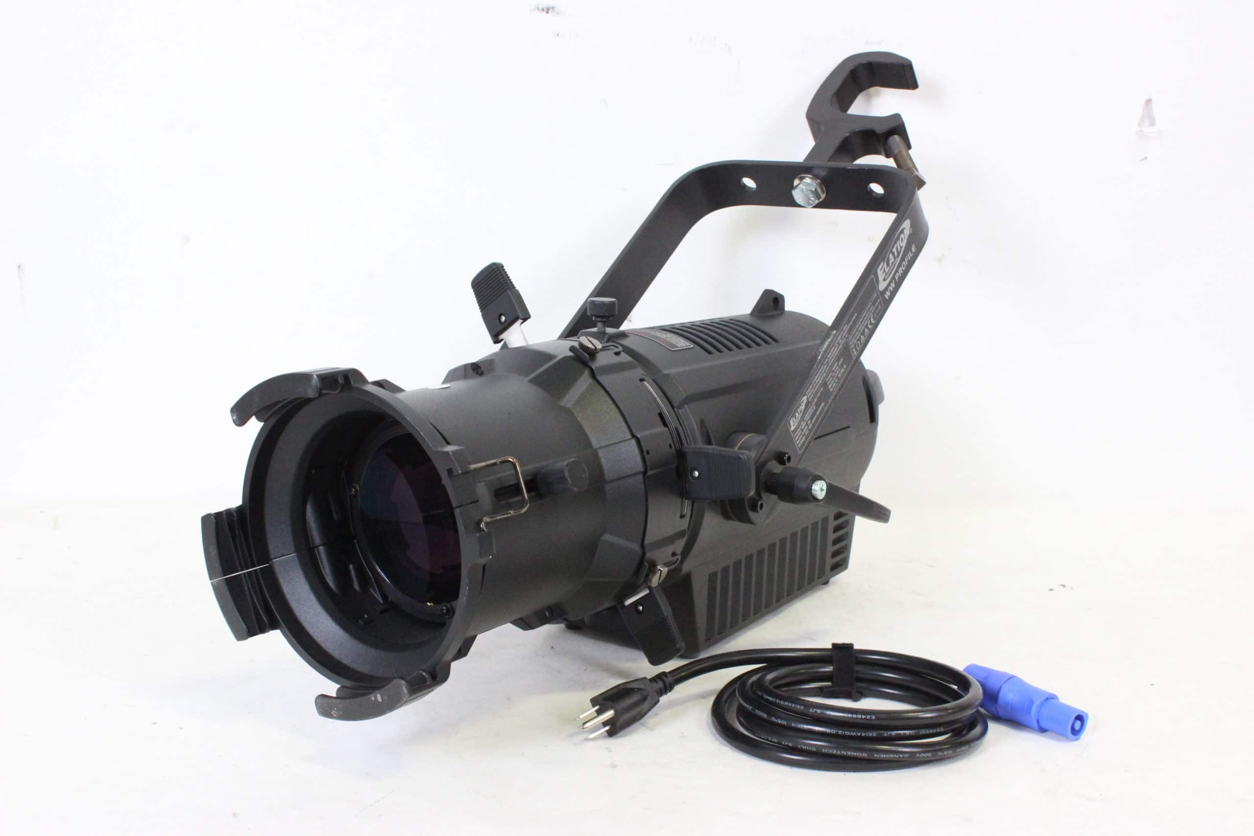 elation-ww-profile-led-ellipsoidal-w-50°-lens main