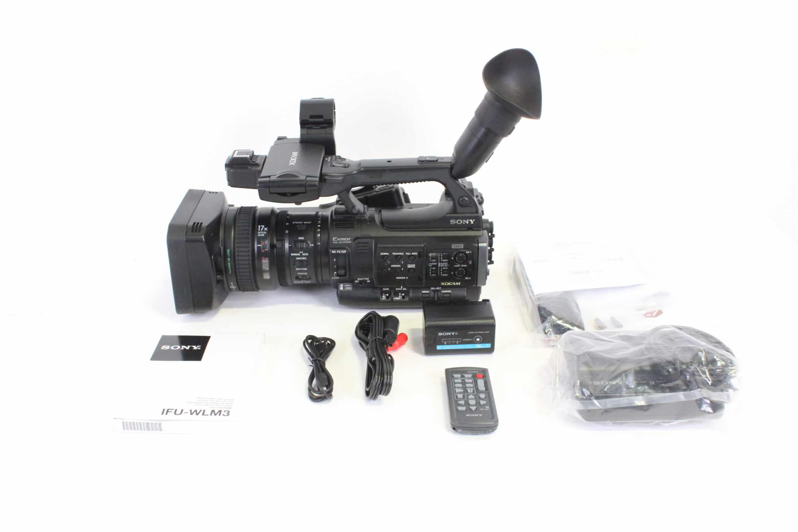 sony-pxw-x200-xdcam-solid-state-memory-handheld-camcorder-w-17x-optical-zoom-lens-psu-accessories-included-515-hrs-original-box-copy MAIN