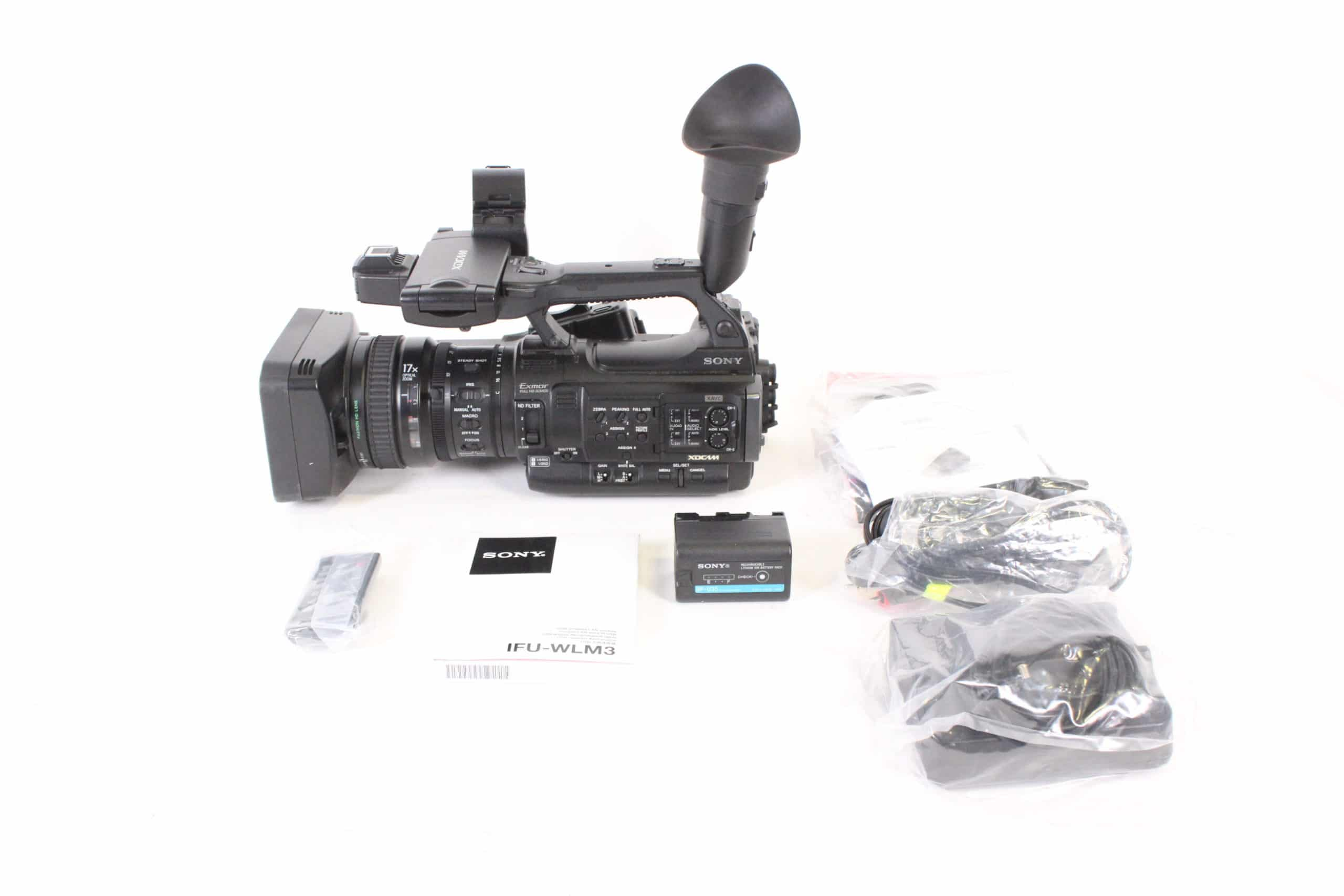 sony-pxw-x400-xdcam-2-3-weight-balanced-advanced-shoulder-camcorder-w-canon-vcl-b08x200-zoom-lens-electronic-viewfinder-accessories-676-hrs-original-box-copy MAIN