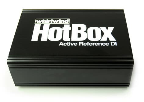Whirlwind Direct Box - Hotbox active HOTBOX
