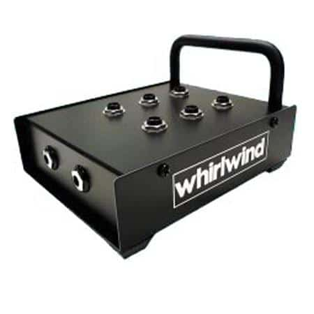 Whirlwind Headphone - breakout box 1 in 6 out HBB