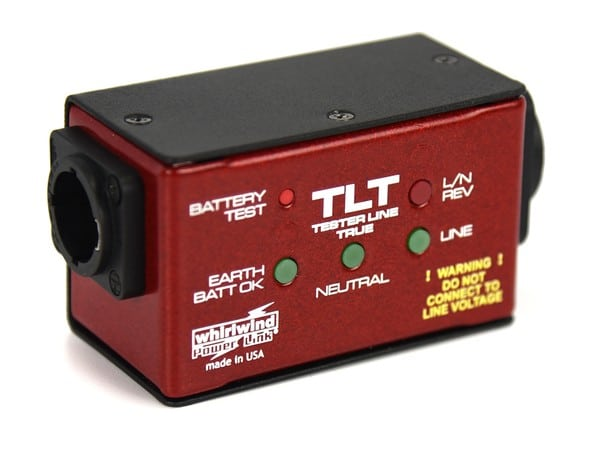Whirlwind Tester - AC True One cables TLT