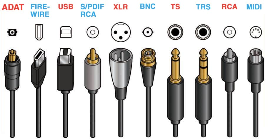 audio cables main
