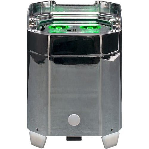 adj-element-hex-ip-outdoor-battery-powered-rgbawuv-led-par-with-wireless-dmx-chrome FRONT