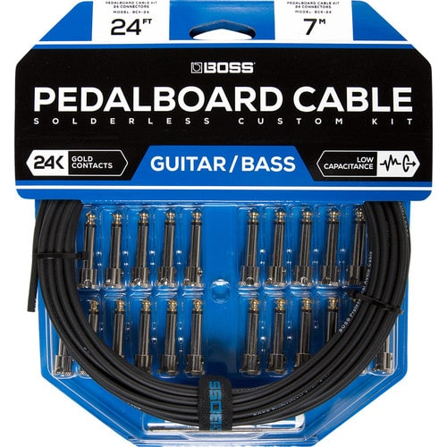 roland-bck-24-pedal-board-cable-kit-24-connectors-24ft-73m-cable FRONT