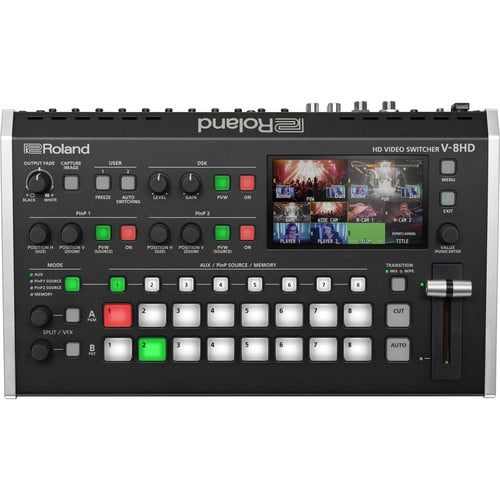 roland-v-8hd-hd-video-switcher-8-channel FRONT