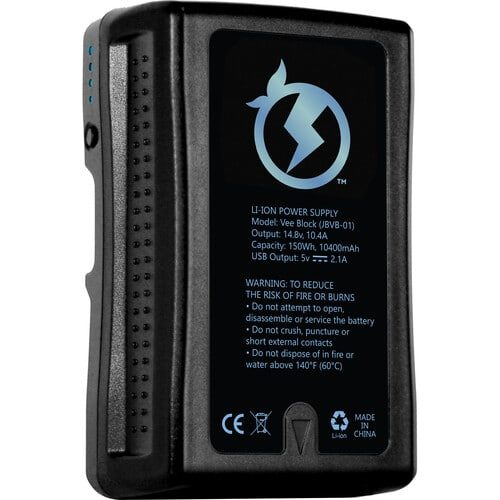 juicebox-jb-jbvb-01-lithium-ion-battery-with-d-tap-charger-150wh-v-mount FRONT